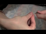 Как я делаю маникюр дома (Видео уроки макияжа, косметика)