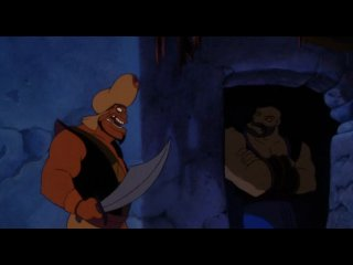 •Аладдин: Алладин и король разбойников (Часть 3)•