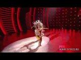 "SYTYCD7 Week 5: Lauren Froderman & Mark Kanemura — музыка ""Jungle""—Last Voice, African Jazz / Тайские народные танцы — хорео"