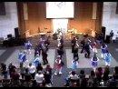 Youth R2J dance Mashav Ruach