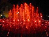 Цветной фонтан в г.Судак
