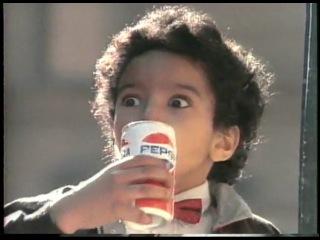 Реклама пепси 90г. с Майклом Джексоном