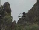Русский снайпер работает по чеченским моджахедам с 1300 метров Калибр 12 7мм Разрывные пули
