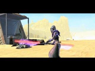 SW:TOR Класс Рыцарь-Джедай,Трейлер (HD)