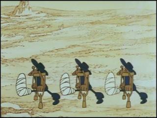 Раз ковбой, два ковбой...♥ Добрые советские мультфильмы ♥
