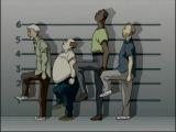 Men in black: The series - Opening