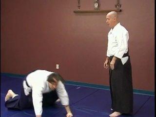 Morotedori Waza - Nikkyo Wrist Grab Defense