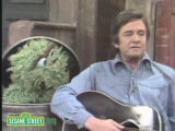 Sesame Street- Johnny Cash Sings Nasty Dan