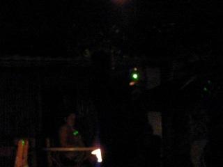 Повелитель огня - кафе Бамбук, предпоследний день отдыха в Гаграх