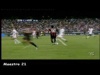 Ronaldinho vs. Juventus & inter - 13-08-2010|club7514499