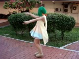 Nyan Nyan Dance (Cosplay as Ranka Lee)