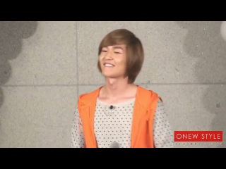 280910 [FC] Onew Sung Shikyung - The road to me