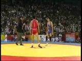 Olympic Games 2008 Cejudo Henry USA vs Matsunaga Tomohiro JPN 55kg Final 1-2