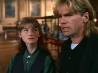 Секретный агент МакГайвер: Потерянные сокровища Атлантиды (1994)