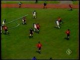 Кубок России 1996/97 Локомотив-Сатурн (СПб)- Зенит (СПб) 1/32 финала. 30/6/1996.