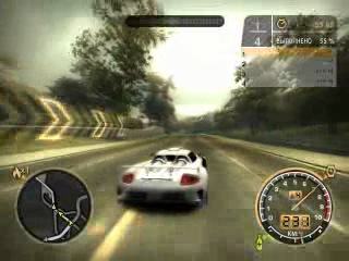 Porshe Carrera GT: Sprint