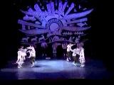 Эргырон - Эскимосский танец с батутом