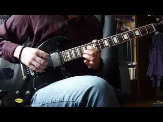 I Set My Friends On Fire - Ravenous, Ravenous Rhinos (Guitar Cover)