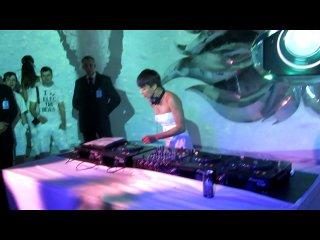 DJ Nastya Beauty on Sensation 2010 часть2