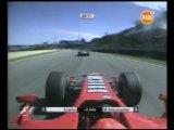 Гран при Бразилии 2006. Последняя гонка Шумахера за Феррари!!!