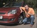 Тест-драйв Ford Fusion vs Ford Fiesta А.Гусаров