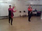 Татарский танец (парни)