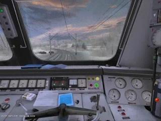 ускорение в trainz