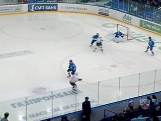 КХЛ 2010/11. Нефтехимик 0-2 Северсталь