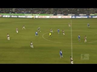 Чемпионат Германии 2010-11 / 19-й тур / Обзор тура / ТРК Футбол (укр. яз.)