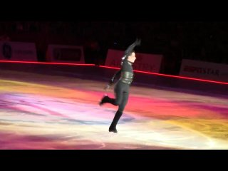 Johnny Weir - Poker Face (Artistry on Ice, Пекин)