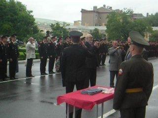 товарищ майор вице-сержант Зубарев по Вашему приказу прибыл!