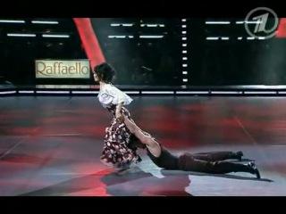 Сати Казанова и Роман Костомаров - Кармен (паркет)
