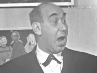 Готлиб Ронинсон исполняет арию из телеспектакля