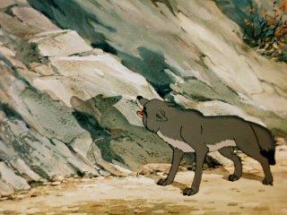 Олень и волк.Эстонская сказка  (1950)