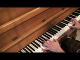 Lady Gaga - Alejandro (piano)