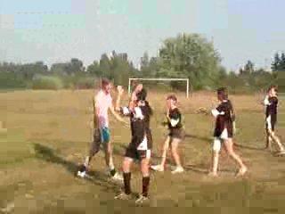 Женский футбол в норм качестве!Часть2