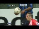Лига Чемпионов 18 финала: Интер 0:0 Бавария 1 тайм