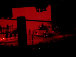 Beyonce - Naughty girl live in Rotterdam