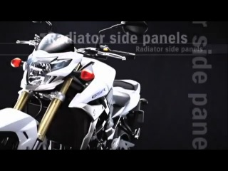 Suzuki GSR 750 - 2011