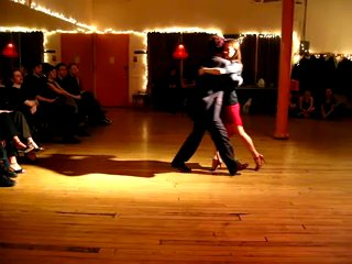 Lexa Rosean Gayle Madeira Tango Performance at Practilonga-939 (NYC)