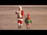 Bad Santa Phoenix City, Arizona (played by Billy Bob Thornton &amp Tony Cox)