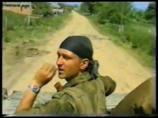 Война в Чечне. Клип группы