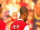 Тьерри Анри - самые красивые голы и нелепые моменты в карьере за Арсенал
