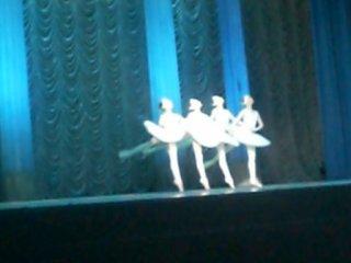 Танец маленьких лебедей. Моя балерина