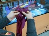 Как правильно завязать галстук...