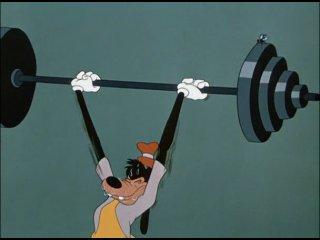1949 - Goofy - Goofy Gymnastics