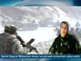 Şəhid Seyyid Mübarizin imanı və şücaəti erməniləri şoka saldı