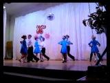Детский ансамбль бального танца