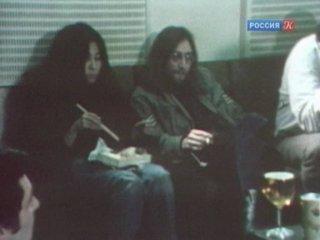 Великие романы 20-го века. Джон Леннон и Йоко Оно.