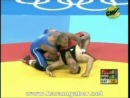 Карам Габер Чемпион ОИ-2004 г. (Афины) 96 кг.